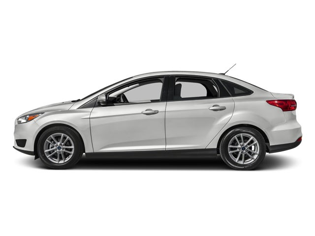 2017 Ford Focus Sel Sedan In Tyler Tx Patterson Volkswagen