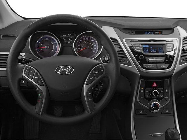 Hyundai Elantra Coupe >> 2014 Hyundai Elantra Coupe 2dr