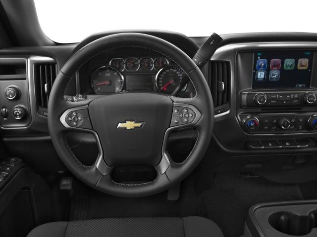 2015 Chevrolet Silverado 1500 4wd Double Cab 143 5 Lt W 2lt